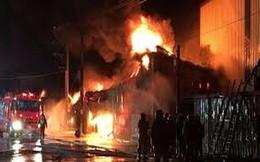 Cục Quản lý lao động thông tin vụ cháy kinh hoàng ở Đài Loan