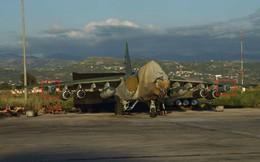 Dính đòn đau sau vụ Su-25 bị bắn rơi, Nga đã điều phiên bản Su-25SM3 mới nhất tới Syria