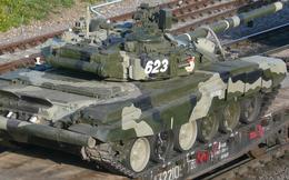 TIN VUI: Xe tăng T-90S về Việt Nam - tàu Ocean Energy đang nhận hàng ở cảng?
