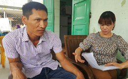 Vợ chồng tài xế xe tải đã nhận được 240 triệu của doanh nhân Nguyễn Hoài Nam