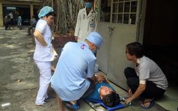 Nhân viên bệnh viện ngất xỉu khi nghe tòa tuyên án