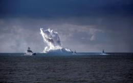 Latvia đóng một phần không phận vì Nga tập trận tên lửa