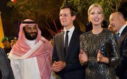 Thái tử Ả Rập Saudi khoe con rể ông Trump tuồn tin tình báo CIA