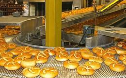 Bánh mì thì ai cũng đã ăn nhưng xem người ta sản xuất hàng nghìn cái một lúc thì chắc chắn là chưa