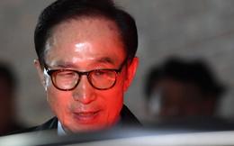 Cựu tổng thống Hàn Quốc Lee Myung Bak bị khởi tố 16 tội danh