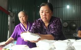 Gia đình có 3 người tử vong trong vụ cháy Carina nấu 24.500 suất cơm từ thiện trong 49 ngày