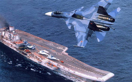 """Tàu sân bay Kuznetsov Nga: Nỗi kinh hoàng biển cả và 2 """"vết nhơ"""" không thể rửa sạch?"""