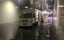Vì sao hầm chui trăm tỷ đồng ở Đà Nẵng ngập nước?