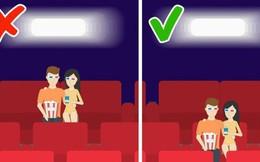 7 bí mật mà nhân viên ở rạp chiếu phim nước ngoài tiết lộ