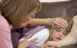 Cha mẹ cần xử lý thế nào khi trẻ em ốm trong thời tiết nắng nóng?