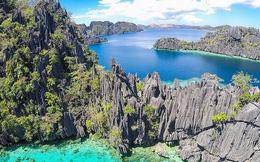 Coron - đảo thiên đường đẹp không thua Maldives của Philippines