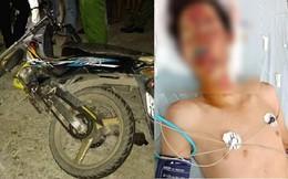 """Vụ CSGT bị tố đạp xe, đánh người: Phó CA huyện nói """"ép vô đó thôi có đạp, đấm gì đâu"""""""