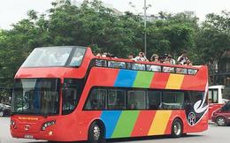 Xe du lịch 2 tầng Hà Nội phục vụ khách từ cuối tháng 5