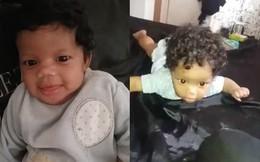 Phát hiện máu trong mắt đứa trẻ 3 tháng tuổi, tố cáo tội ác tày trời của ông bố nhẫn tâm