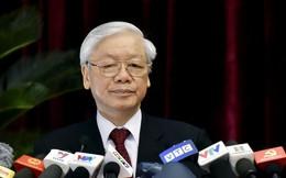 """Tổng Bí thư Nguyễn Phú Trọng: """"Kiểm soát quyền lực, chống chạy chức, chạy quyền, họ hàng trong công tác cán bộ"""""""