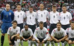 """Ferdinand: """"Thế hệ vàng với Beckham, Lampard, Gerrard, Scholes đã hại tuyển Anh"""""""