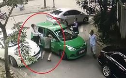 """Diễn biến mới nhất vụ dùng gạch """"choảng"""" tài xế taxi Mai Linh do nhắc nhở đỗ xe"""