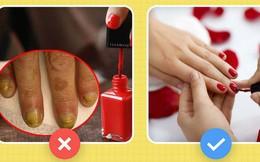 7 điều mà chúng ta cần biết khi đi làm nail