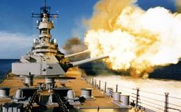 """Thiết giáp hạm: Pháo đài nổi trên biển cả của Hải quân Mỹ đã """"chết chìm""""?"""