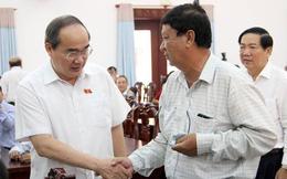 Cử tri quận 2 bất ngờ xin gặp Bí thư Nguyễn Thiện Nhân