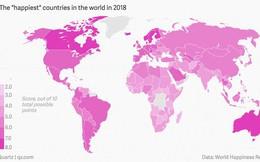 """Người Phần Lan """"khó chịu"""" khi nước mình được xếp hạng là quốc gia hạnh phúc nhất thế giới!"""