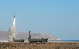 Bastion Nga khai hỏa phóng thử tên lửa Onyx