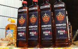 Thuốc độc Novichok trở thành trào lưu đặt tên sản phẩm tại Nga