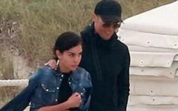 Ronaldo đưa Georgina đi nghỉ dưỡng sau nghi vấn đính hôn