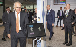 Úc tăng cường an ninh: Sẽ dùng máy quét cơ thể hành khách đi máy bay
