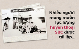 Nhớ SBC, nhớ Lý Đại Bàng…