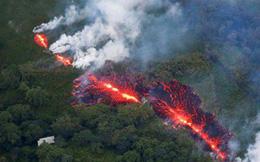 Xuất hiện vết nứt núi lửa mới ở Hawaii, Mỹ