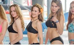 Ảnh: Ngắm 10 nữ sinh viên đẹp nhất Belarus diện bikini gợi cảm