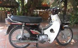 Cận cảnh chiếc xe Honda Dream II được rao bán với giá khủng gây sốt mạng xã hội.