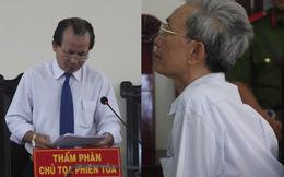 Thẩm phán Thiện nói nếu phạt tù, ông Nguyễn Khắc Thủy sẽ tìm đến cái chết