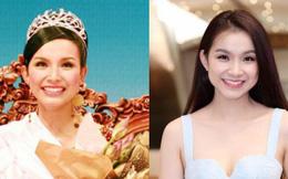 Nhan sắc và cuộc sống kín tiếng của Hoa hậu Hoàn vũ Việt Nam đầu tiên sau 10 năm đăng quang