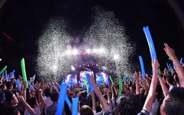 """5.000 sinh viên """"đốt cháy"""" sân khấu EDM- Road to Ravolution đầu tiên"""