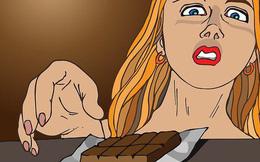 """Đây chính là lý do tại sao chocolate gây nghiện, bạn có phải là một trong những """"nạn nhân"""" của nó không?"""