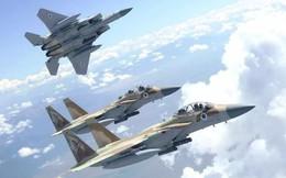 Vụ tập kích 29/4: F-15 Israel giả dạng tiêm kích Mỹ, khiến PK Nga-Syria không dám ho he?