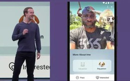Facebook cung cấp dịch vụ hẹn hò trên mạng