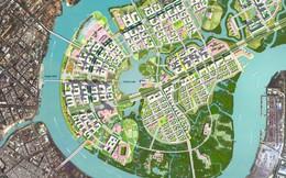 """TP HCM """"truy tìm"""" bản đồ gốc quy hoạch khu đô thị mới Thủ Thiêm"""