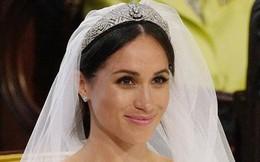 Meghan Markle quá xinh đẹp nhưng không phải ai cũng biết bí mật về chiếc vương miện mà cô đội