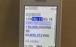 Cho bạn vay 50 triệu, 9 năm sau người phụ nữ nhận được tin nhắn bất ngờ từ ngân hàng