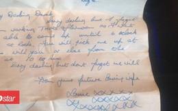 Cụ bà tìm thấy bức thư tình viết cho người yêu 6 thập kỷ trước theo cách không ngờ