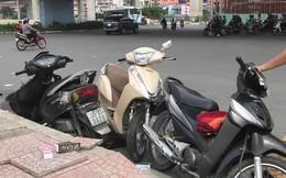 Tài xế ô tô nghi say rượu tông hàng loạt xe máy, bé gái 4 tuổi nhập viện