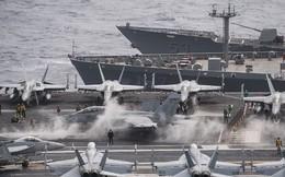 Mỹ đổi tên Bộ tư lệnh Thái Bình Dương nhằm đối phó với Trung Quốc