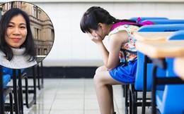 Công khai bảng điểm của các em học sinh cũng là bạo lực học đường