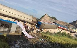 Thông tin mới nhất về vụ tàu hoả đâm xe ben khiến 10 người thương vong ở Thanh Hoá