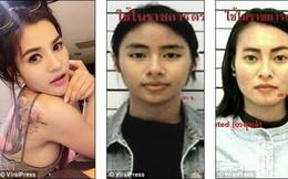 Dung nhan xinh đẹp của bộ ba nữ sát thủ Thái Lan lĩnh án 127 năm tù