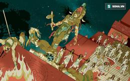 """""""Đột nhập"""" lăng mộ cổ của người Maya, phát hiện con mắt kỳ dị chưa từng thấy!"""