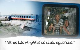 [PHOTO STORY] Chuyện cảm động trên chuyến tàu hoạn nạn: Khách Tây làm bậc thang giúp khách Việt thoát khỏi toa tàu lật